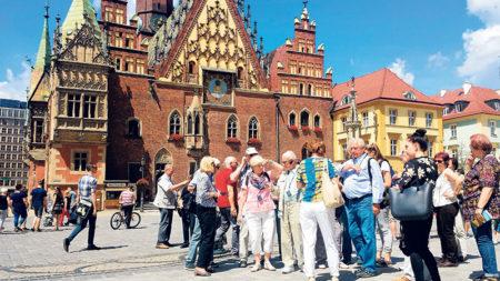 Cottbus: Tiere, Exkursionen und auch Blasmusik
