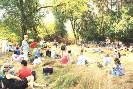 Lust auf Fahrrad und Konzert in Cottbus