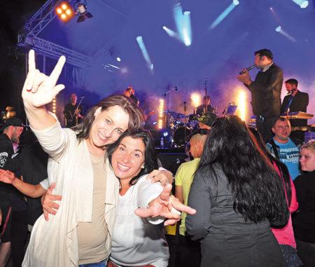 Senftenberg: Hafen wird zur Partymeile