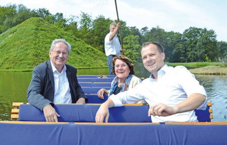 Cottbus: Ude in Pücklers Reich