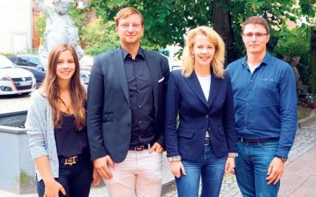 Cottbus: Junge Generation wirbt für das Leistungsprinzip