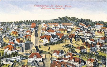 Brieske: Luther, Markt & Kaiserkrone