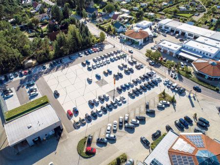 Cottbus: Autohaus Schulze lädt zum großen Volkswagen-Fest auf neuer Fläche