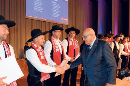 Cottbus: Das Handwerk feiert seine Meister