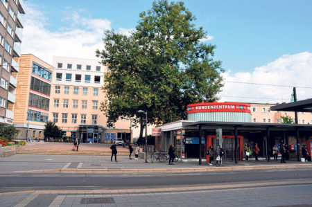 Cottbus: Service auf vielen Etagen