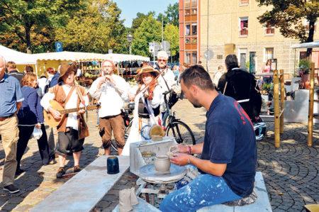 Töpferfest jubiliert in Cottbus