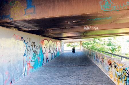 Cottbuser Bahnhofsumbau erreicht die Brücke