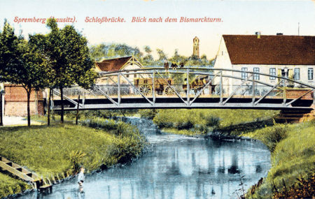 Spremberg: Bauwerk mit mehreren Namen