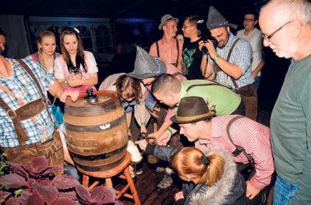 Komptendorf: 5000 Liter Bier sind bereits geordert