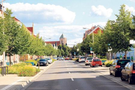 Senftenberg: Pulsierende Hauptschlagader der Seestadt