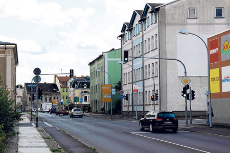 Spremberg: Die Nord-Süd-Achse mit neuem Leben
