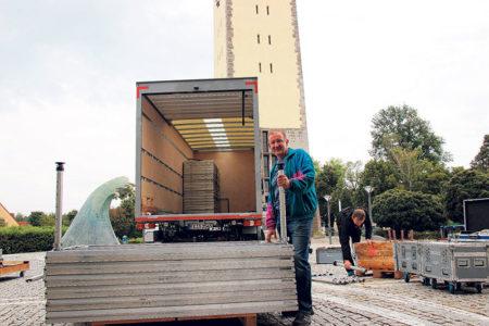 """Schwarzheide: """"Stadt mit Pepp"""" bittet zur Party"""