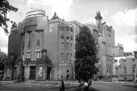 Altes Cottbus: Der Schillerplatz im Herzen der Stadt