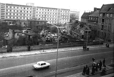 Altes Cottbus: Die Karl-Marx-Straße