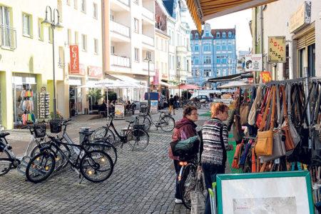 Senftenberg: Neuer Glanz seit einem Vierteljahrhundert