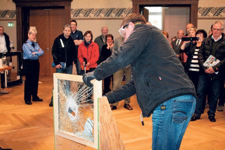 Cottbus: Sicherheit am Haus wird großgeschrieben