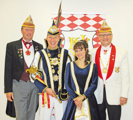 Lausitz startet mit neuem Prinzenpaar in die närrische Saison