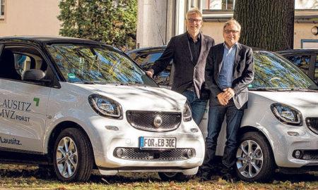 Forst: Die Lausitz-Klinik investiert in E-Autos