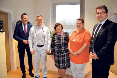 Schipkau: Schipkaus Arzt seit 100 Tagen im Amt