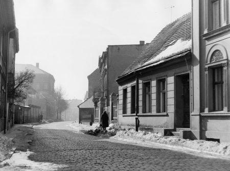 Altes Cottbus: Die Roßstraße