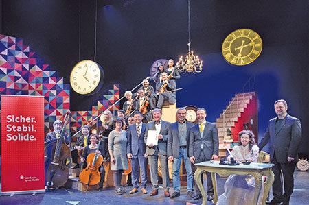 """Cottbuser Bühne lässt Fontanes """"Effi Briest"""" als Oper klingen"""
