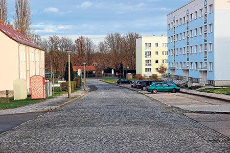 Bach-Weg-Ausbau in Spremberg naht
