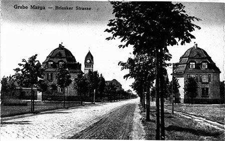 Altes Senftenberg: Gartenstadt Marga/Brieske-Ost