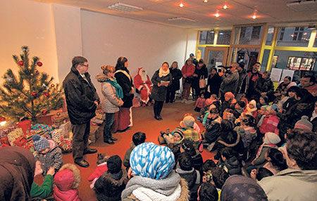 Guben: Bürger haben Kinderwünsche erfüllt
