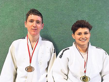 Judo: Paula Blume ist zum  5. Mal Landesmeisterin