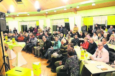 Großes Interesse an der Bürgermeisterwahl