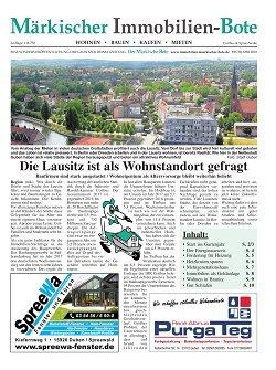 Lila Kreuze um Jänschwalde