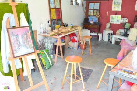 Offene Ateliers 2018 - Hier geht's zur Kunst