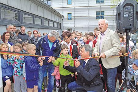 Sport frei in Lindenau