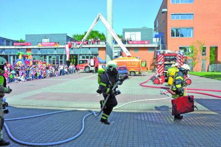 KNAX-Club: Tatü Tata - die Feuerwehr ist da!