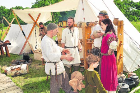 Mittelalterfest ruft wieder nach Dissen