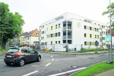 Wohngebiet mit Vorteilen