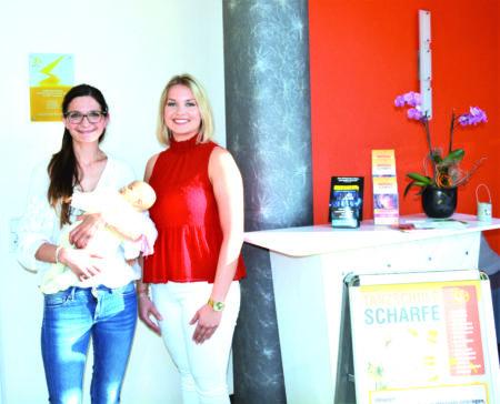 Senftenberg: Geburtsvorbereitung im Tanzsaal