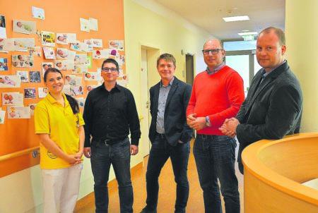 Lauchhammer: Feiern für die Klinik