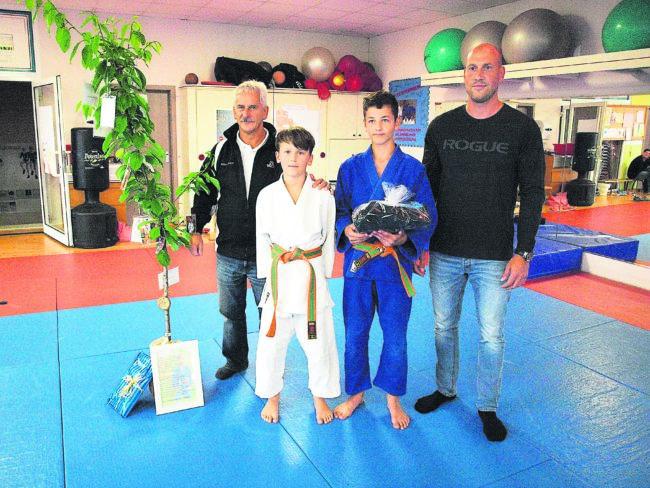 Spremberger SAKURA-Judoka gehen neue Wege