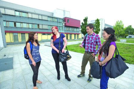 Tag der offenen Tür und Campusfest