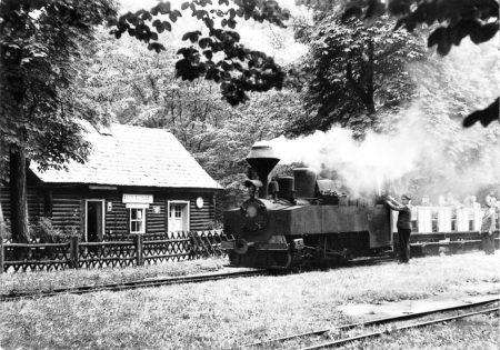Dokumentation zur Pioniereisenbahn