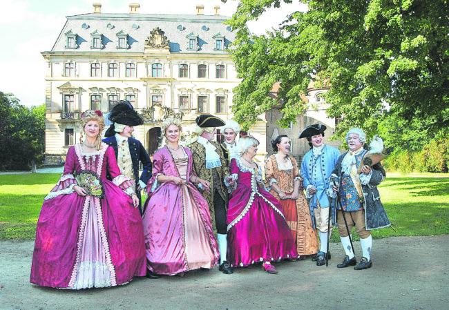Parksommerträume Altdöbern - Schloss und Park in neuer Pracht