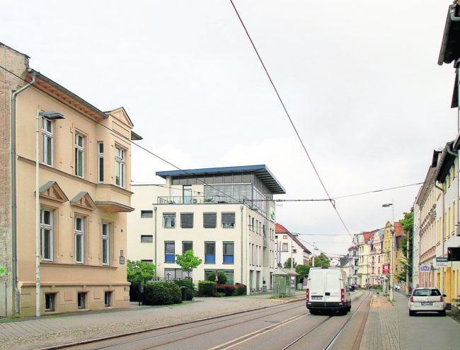 Cottbuser Berliner Straße: Wandel vom Handelsweg zur Geschäftsstraße