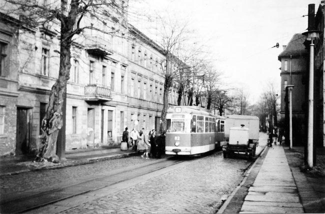 Damals wars Cottbus: Linie 1: von Schmellwitz zum Bahnhof