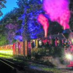 Mit der Parkbahn durch die Cottbuser Nacht am Freitag, 24.08.18
