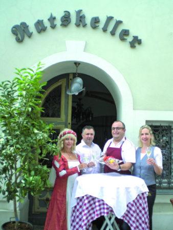 Besuch aus russischer Partnerstadt erfreut Spremberg