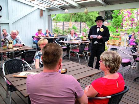 Cafehaus Zille in Spremberg eröffnet