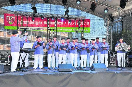 Spremberg feierte mit viel Musik