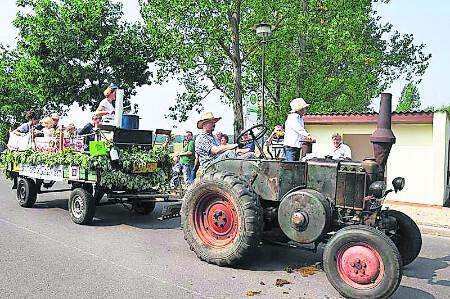Drieschnitz-Kahsel feiert Dorffest vom 24.-26.08.18