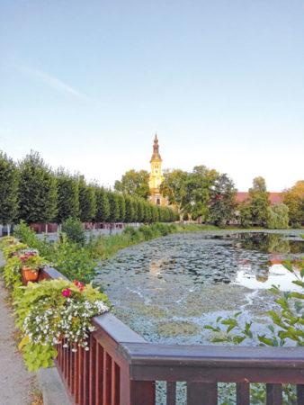 Neuzelle lädt zum Brandenburger Dorf- und Erntefest am 8.9.18 ein